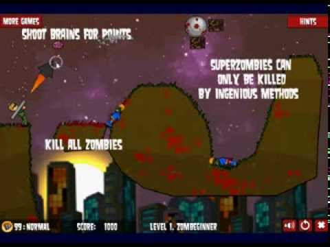 flaming zombooka 2 level pack gamesgamesca 13 youtube