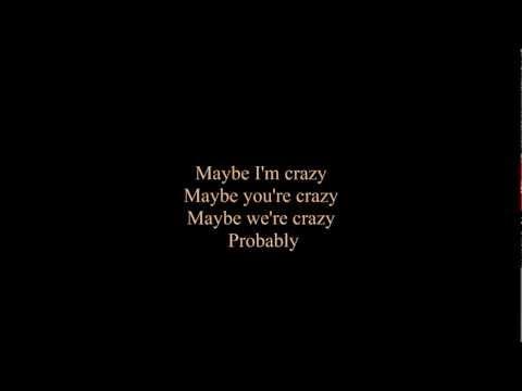 Crazy - Gnarls Barkley lyrics