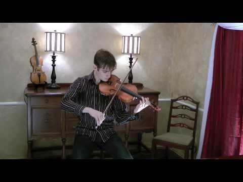 Midnight Run Violin Original Composition