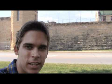 Visiting Fox River State Penitentiary in Illinois USA