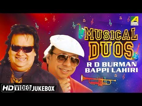 Musical Duos Bappi Lahiri & R D Burman | Bengali Movie Songs Video Jukebox