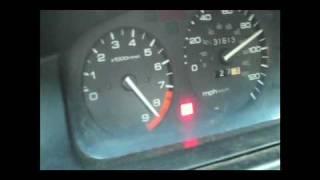 Civic B16 Nitrous runs 0-110mph thumbnail