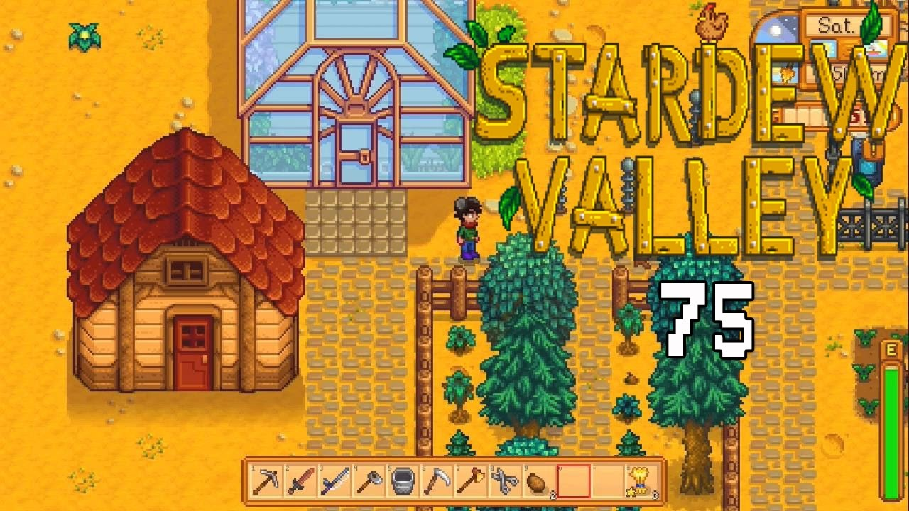 Let's Play Stardew Valley 75: Storage Shed