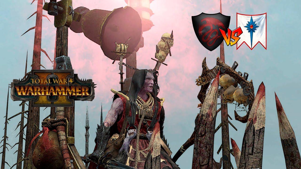 El RAP DE HELMAN GHORST #345 #Ranked #TotalWar #Warhammer #español