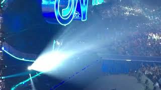 Wrestlemania 34 AJ Styles live entrance