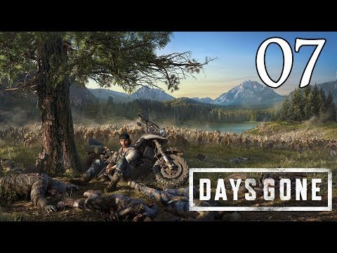 Days Gone - Let's Play Part 7: Out of Nowhere