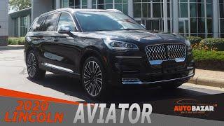 2020 Lincoln Aviator Black Label |  Обзор и тест-драйв на русском языке