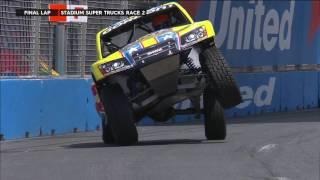 2016 Gold Coast Stadium SUPER Trucks Race 2