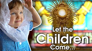 Take Your Kids to Adoration