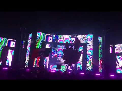There x2- slushii EDC MEXICO 2018