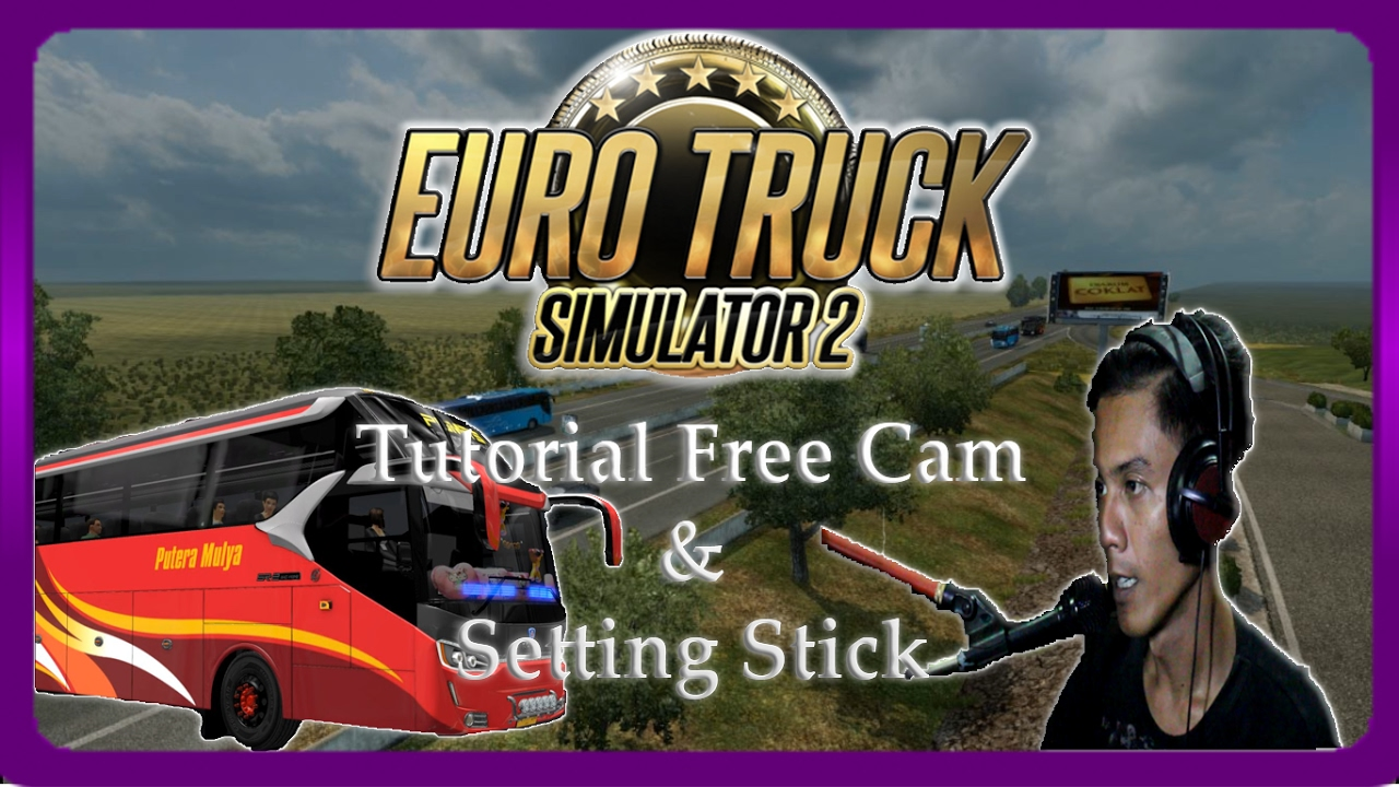 tutorial cara free cam dan setting stick xbox di euro. Black Bedroom Furniture Sets. Home Design Ideas