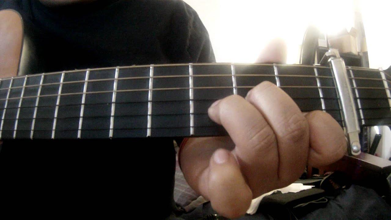Simple Spanish Acoustic Guitar Tutorial Youtube