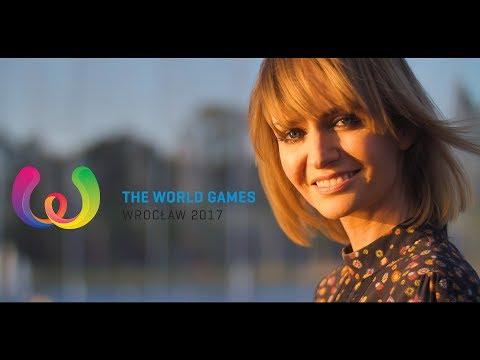 Varius Manx - Biegnij - & Kasia Stankiewicz (THE WORLD GAMES 2017)