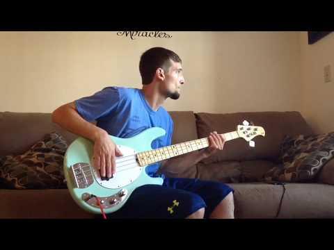 Gorillaz - White Light (bass Cover)