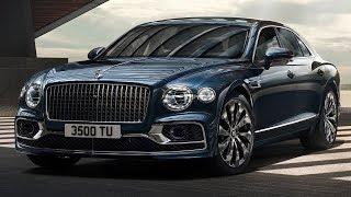 2020 Bentley Flying Spur Super Sedan Introduce