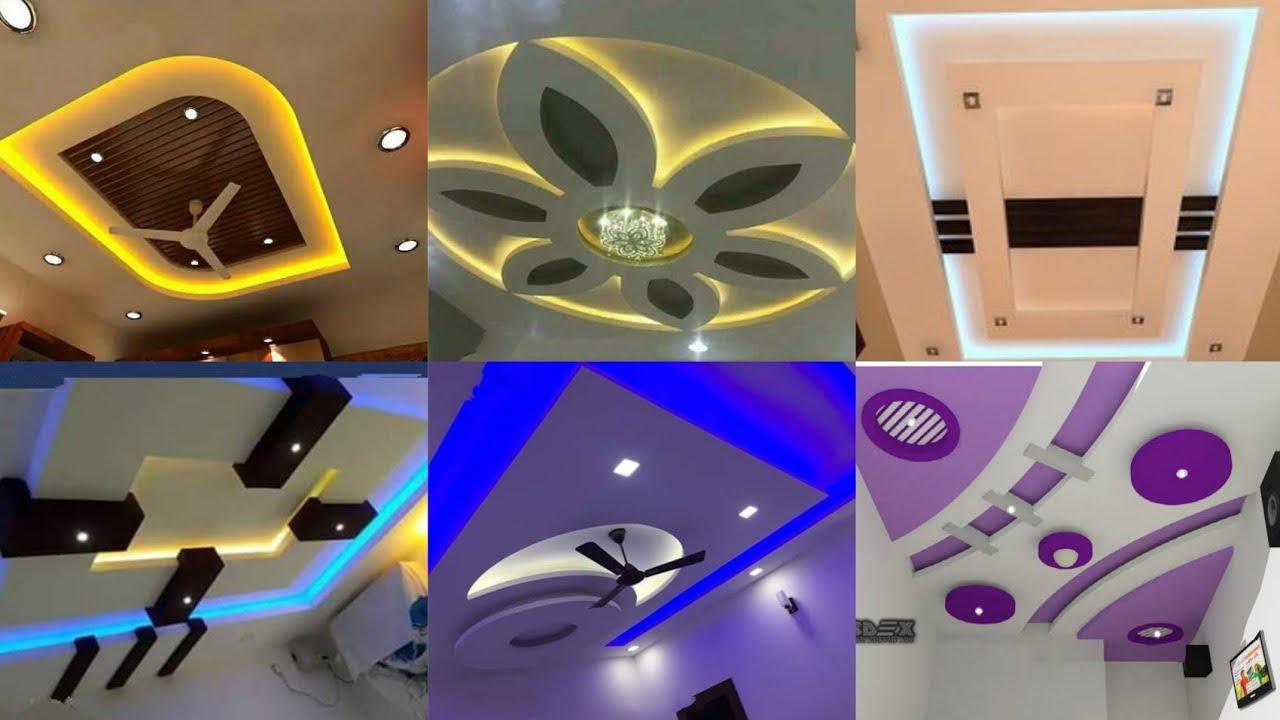 Small Bedroom p o p false ceiling design Top 8 / Rk p.o.p