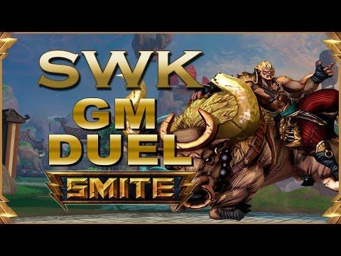 SMITE! Sun Wukong, Que raro vs un ADC...! GM Duel #49