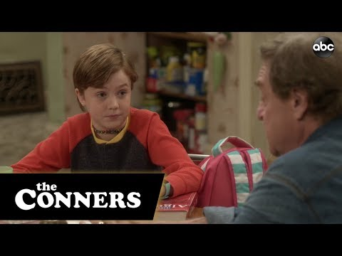 Mark Asks Dan For Help - The Conners