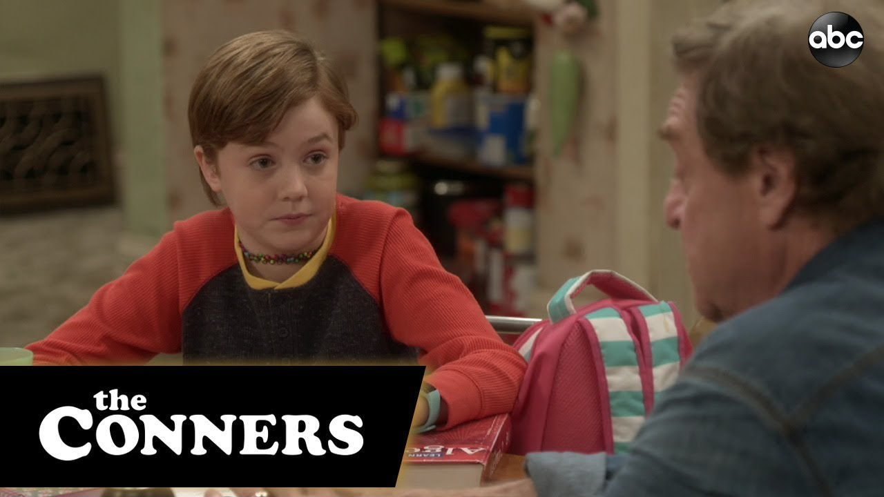 Mark Asks Dan For Help - The Conners - YouTube