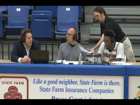 MBB Post-Game Interview: North Georgia at Clayton State - February 6, 2017