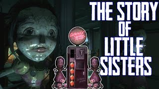 Bioshock The Story of Little Sisters | Rapture's ADAM Gatherers, Tenenbaum's Creations & More!
