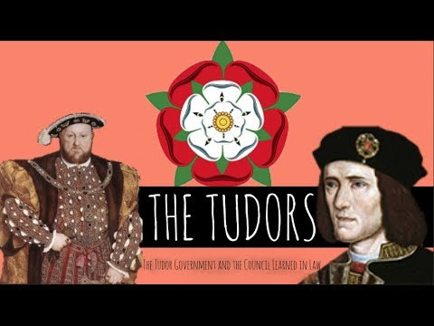 The Tudors: Henry VII - The Tudor Government and the Council Learned in Law - Episode 4