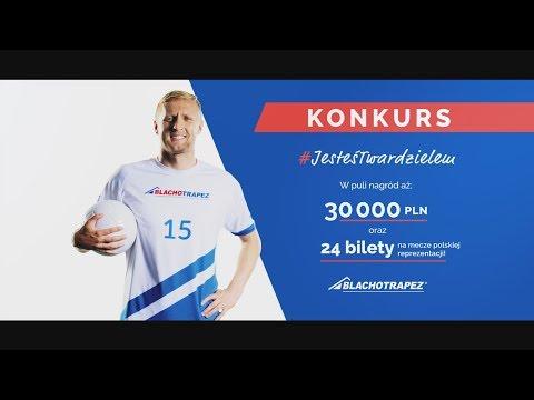 Konkurs #JesteśTwardzielem! Zostań gwiazdą spotu reklamowego Blachotrapezu!!