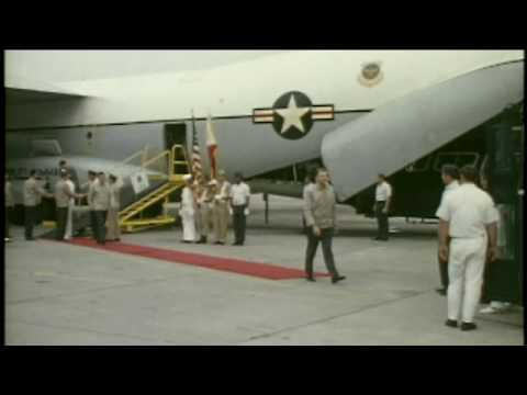 Vietnam War- POWs Return