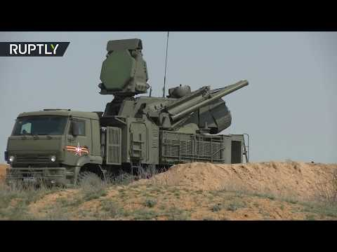 In Non-COVID-19 News | Russian Military Fires Off Missiles