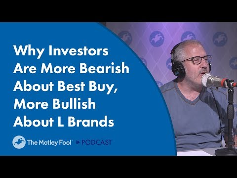 Why Investors Are More Bearish About Best Buy, More Bullish About L Brands