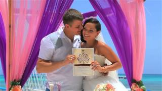 Свадьба в Доминикане , видеосьемка , недорого,  Доминикана ТВ