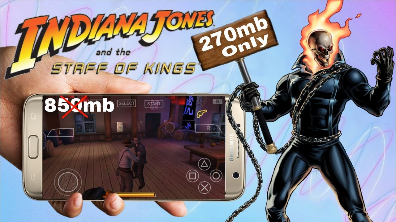 Amazon. Com: indiana jones and the staff of kings (psp) by.