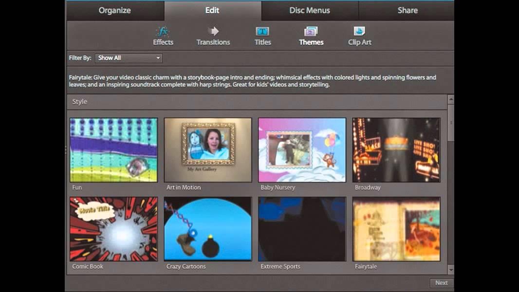 El mejor editor de imágenes, con vídeo y efectos avanzados