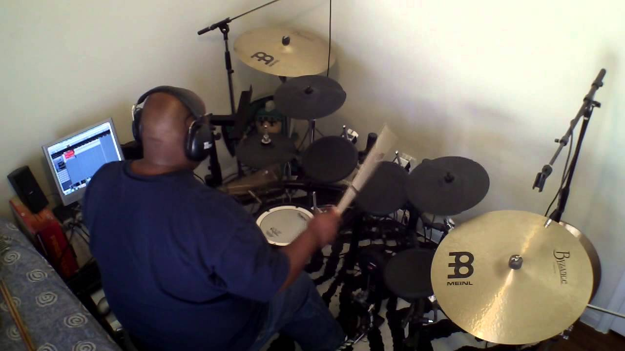 ricky-dillard-new-g-amazing-drum-cover-reese-williams