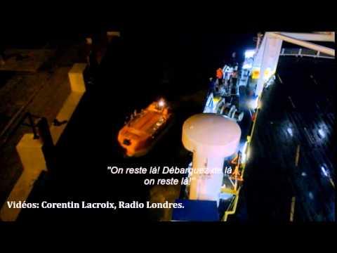 Vidéo Calais Radio Londres
