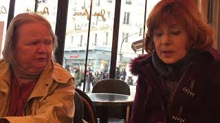 BOOKCLUB MEETING IN PARIS