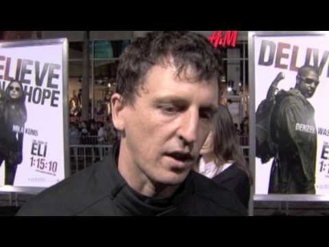 Atticus Ross Interview - Book of Eli
