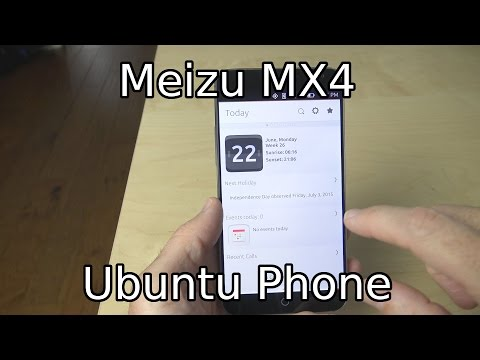 Meizu MX4 Ubuntu Edition Unboxing, First Boot, and Initial Impressions
