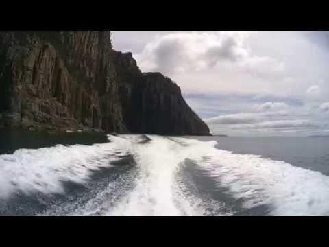 Bruny Island Boat Trip - Tasmania
