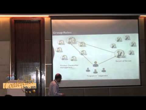 Scaling Agile for Mid-Sized Program by Saikat Das