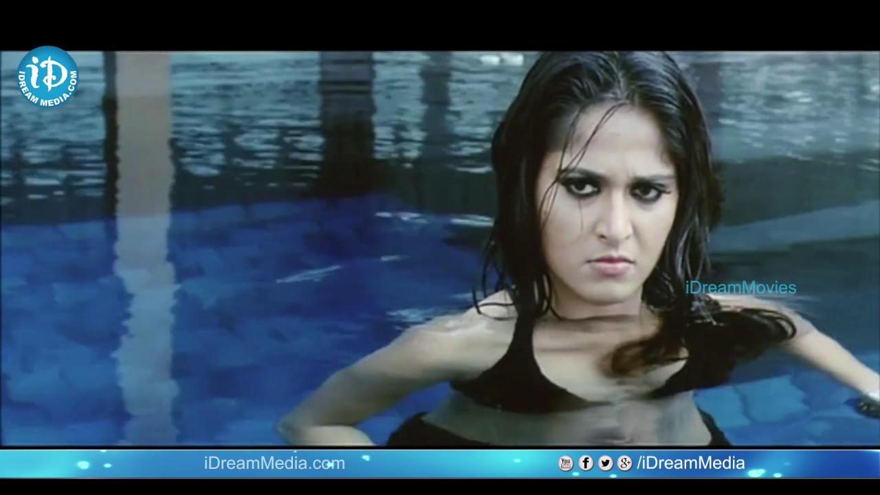 Download Billa Movie Scenes - Anushka In Swim Suit - Prabhas    Hansika Motwani