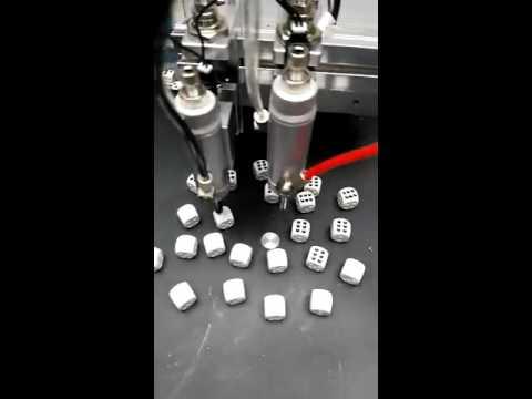printing machine for dice