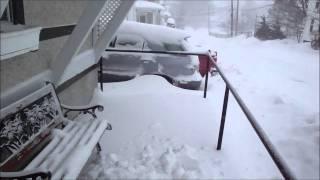 Neve em marlborough - ma - usa