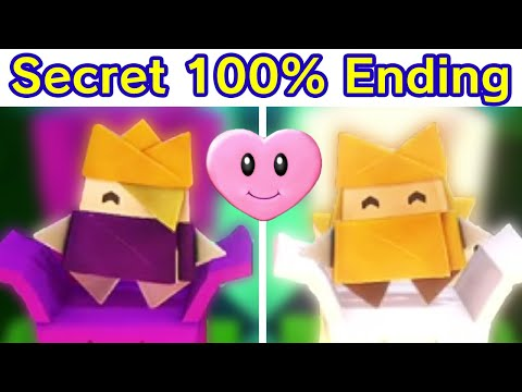 Paper Mario: The Origami King – Final Boss & Secret Ending (100%)