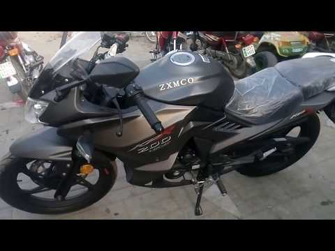 Zxmco Cruise KPR 200CC Launched in Pakistan