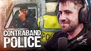 ALTO, POLICIA, A VER ESA PORRA