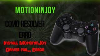 Tutorial: COMO USAR CONTROLE DE PS3 COM MOTIONINJOY NO PC (FUNCIONAL)