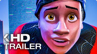 SPIDER-MAN: A New Universe Trailer German Deutsch (2018)
