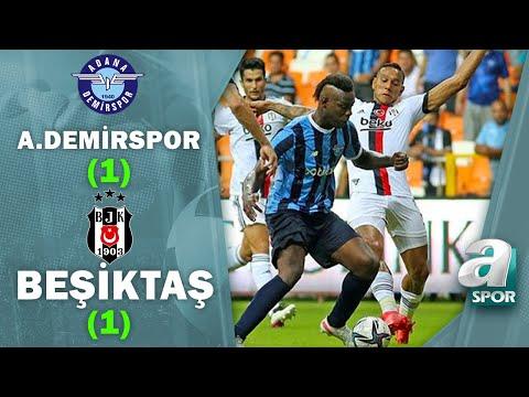 Hazırlık Maçı   Adana Demirspor 1-1 Beşiktaş (GENİŞ MAÇ ÖZETİ)