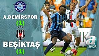 Hazırlık Maçı | Adana Demirspor 1-1 Beşiktaş (GENİŞ MAÇ ÖZETİ)